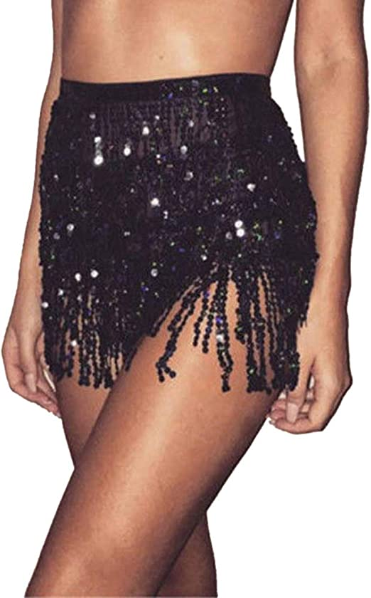 Say What Brand Size Medium Sequin Mini Skirt Christmas Party Club Wear