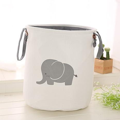 Diseño de cesta para la ropa sucia (con tapa, bolsas de ...