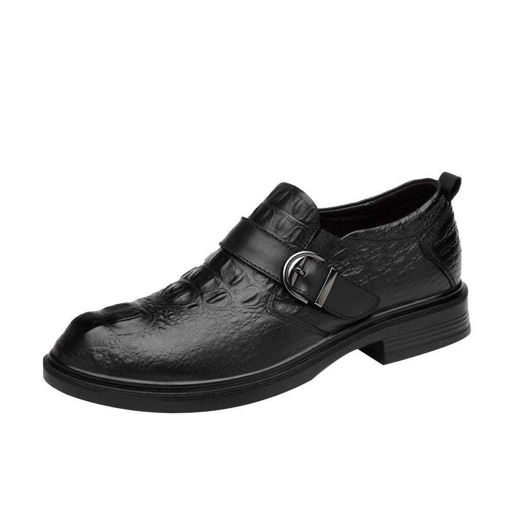 DHFUD Weiche Einfache Schuhe Der Klassischen Geschäftsleinenschuhe