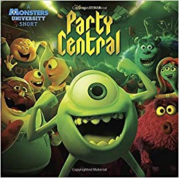 Amazon party central disneypixar monsters university amazon party central disneypixar monsters university picturebackr kristen l depken rh disney friendship voltagebd Gallery
