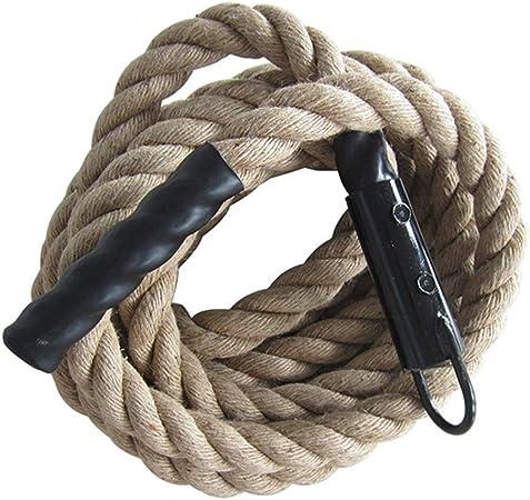 XIONGGG cuerda de escalada cuerda de entrenamiento para ...