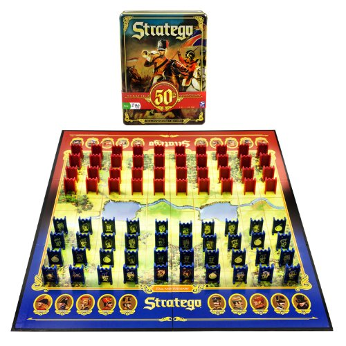 50th anniversary stratego