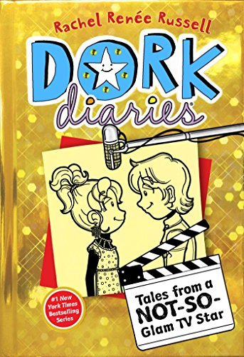 Dork Diaries 7: Tales from a Not-So-Glam TV Star by Rachel Ren?e Russell (2014-06-03)
