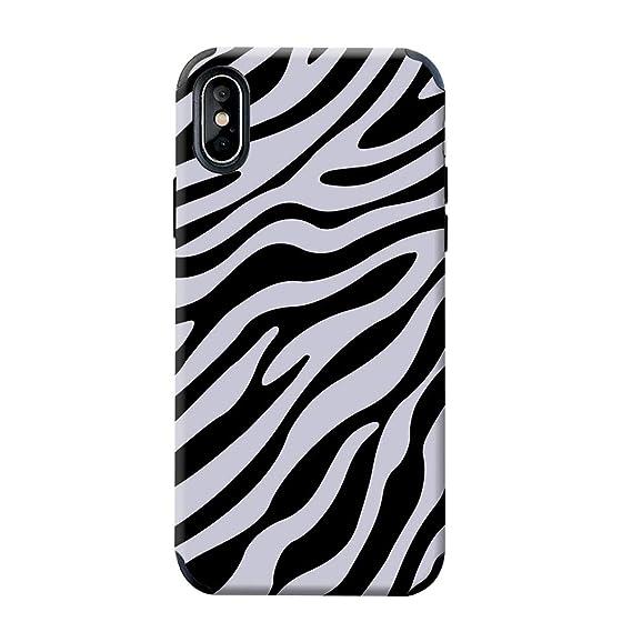 zebra iphone xs max case
