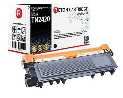 Reton - Tóner para Brother DCP-L2510D, DCPL-2530DW, DCP-L2550DN ...
