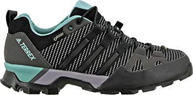 029c2f6bf0ec77 adidas outdoor Terrex Scope GTX Approach Shoe - Women s Trace Grey Black Vapour  Steel