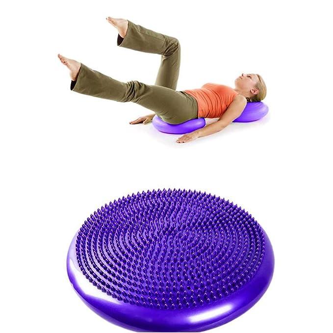 SHENGSHIHUIZHONG Balance-Pad, Bailarinas de Masaje de Yoga ...