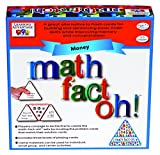 Learning Advantage 2178 Math-fact-oh! Money, Grade: 2 to