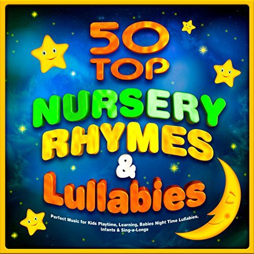 50 Top Nursery Rhymes & Lullab...