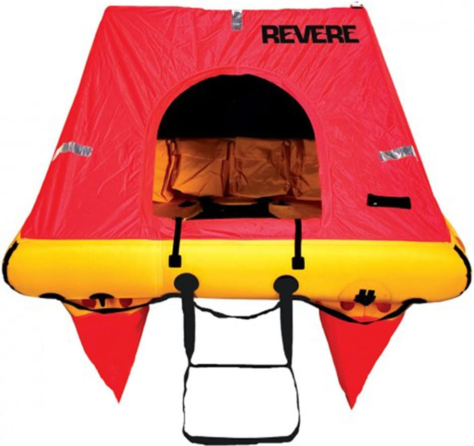 Revere Coastal Elite 4 Valise Liferaft