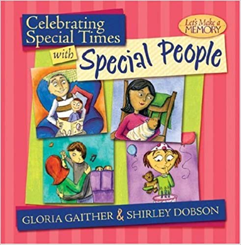 Read Celebrating Special Times with Special People (Let's Make a Memory Series) PDF