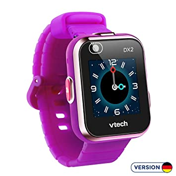 VTech Kidizoom Smart Watch DX2 - Reloj Inteligente para niños, Color Lila