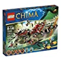 Lego Chima Cragger Command Ship | Legends of Chima