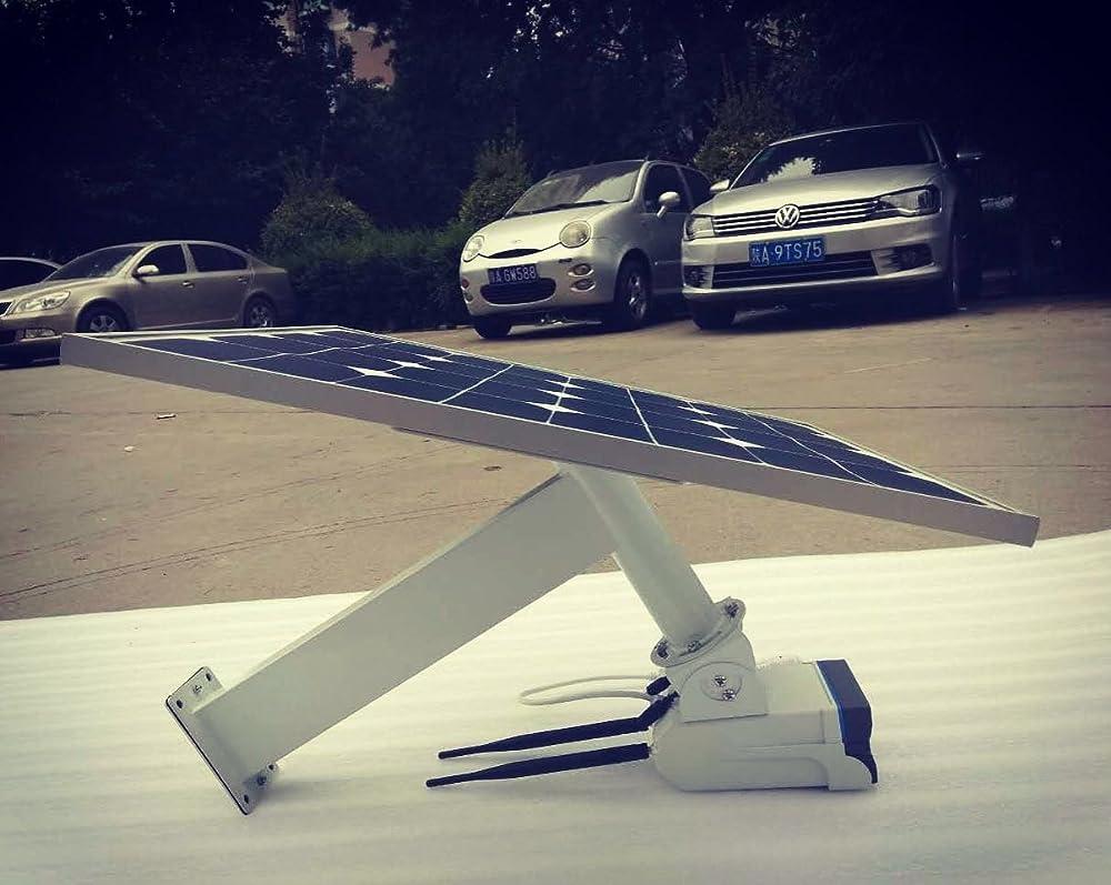 10. TR Solar Wireless Security Camera Solar Power 4G GSM IP TR-C4G