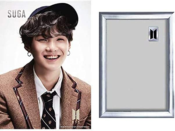 BTS Map of Soul: 7 - Jigsaw Puzzle Featuring Suga; Includes 7