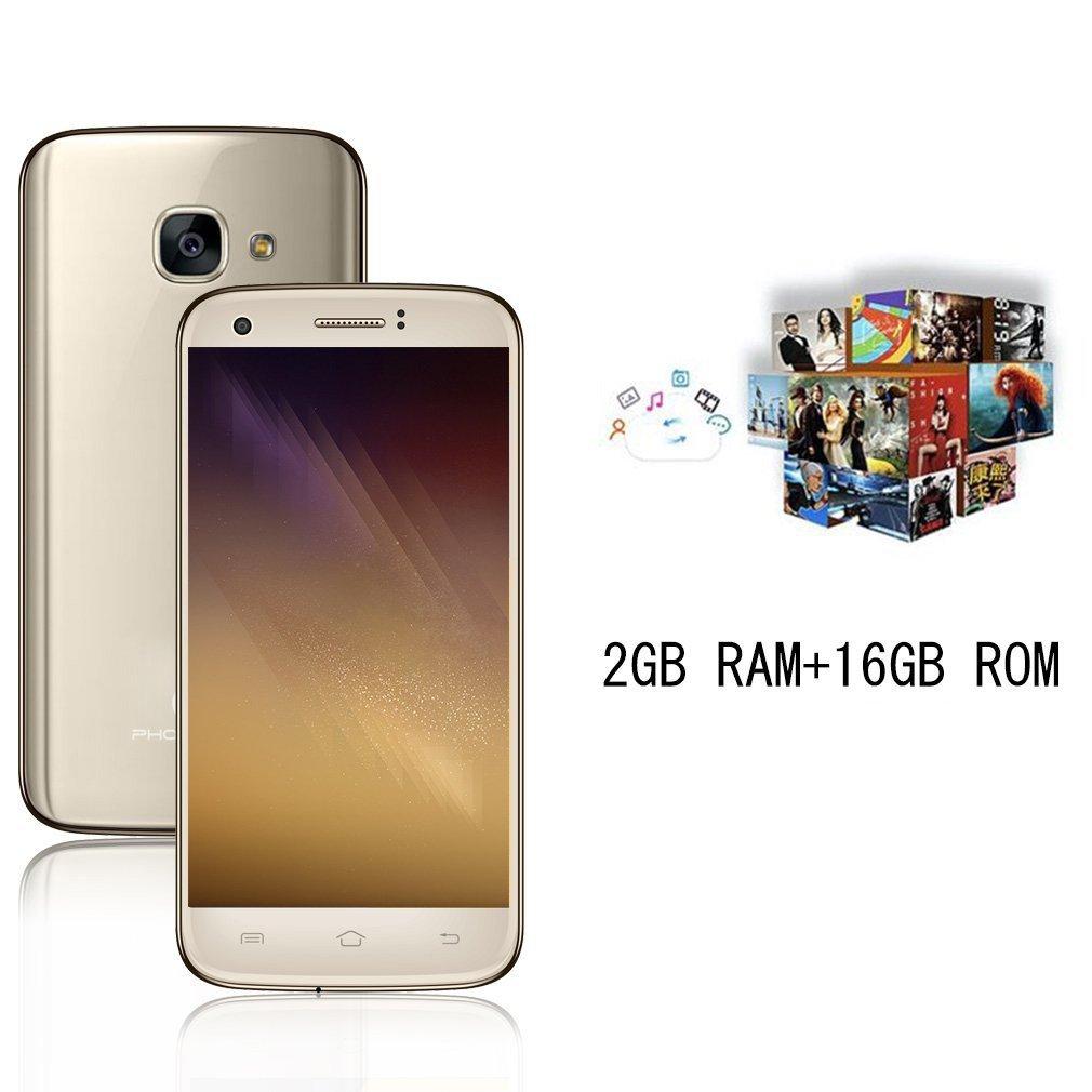 Phonemax Q5 Smartphone móvil libre 4G de 5.0