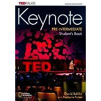 Keynote pre-intermediate. Student's book. Per le Scuole superiori. Con e-book. Con espansione online. Con DVD-ROM