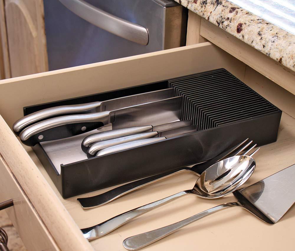 Amazon.com: KNIFEdock soporte de plástico para ...