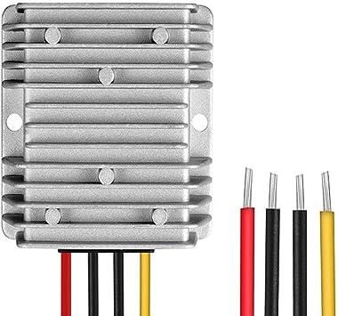 120W DC 36V to12V 10A Waterproof Power Supply Converter Voltage Regulator