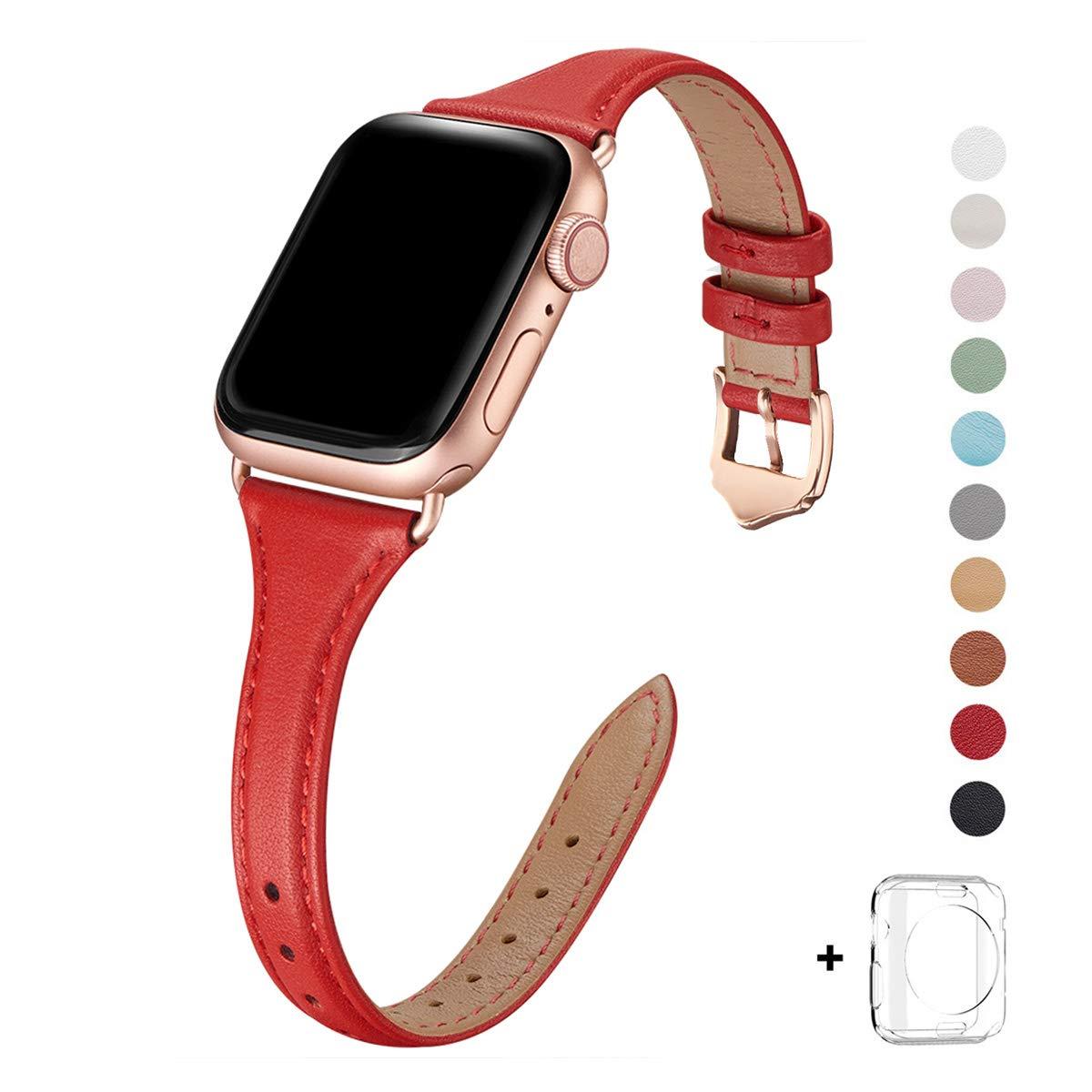 Malla Cuero para Apple Watch (42/44mm) WFEAGL [7W7592MK]