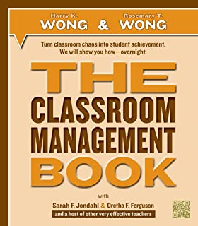 Amazon classroom management for elementary teachers 9th the classroom management book fandeluxe Images