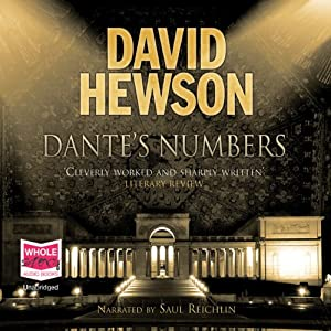 Dante's Numbers Hörbuch