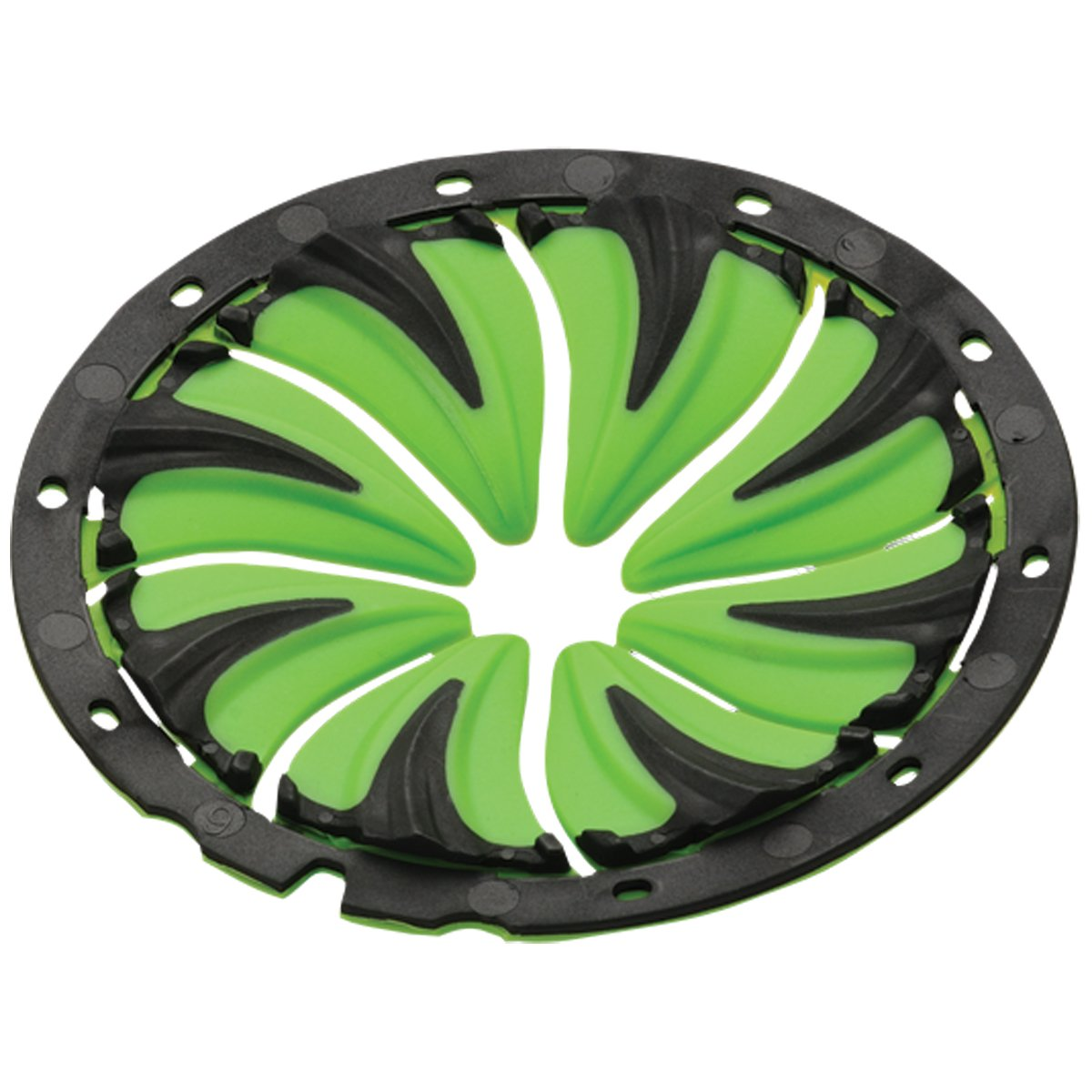 Dye Precision Rotor Loader Quick Feed - Black/Lime by Dye
