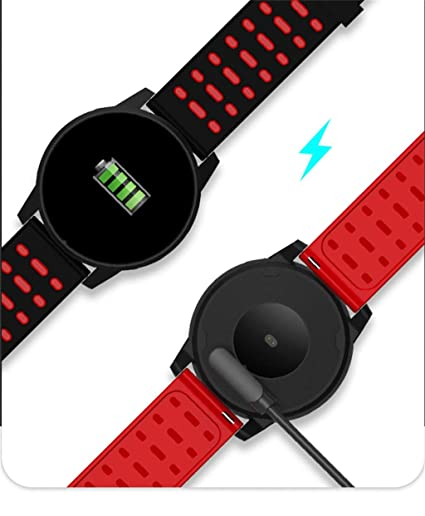 Amazon.com: NOMENI Smart Watch with Connected GPS IP68 ...