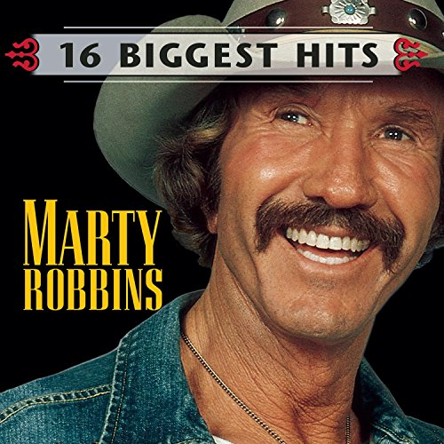 Marty Robbins  - 16 Biggest Hits (The Best Of Marty Robbins)