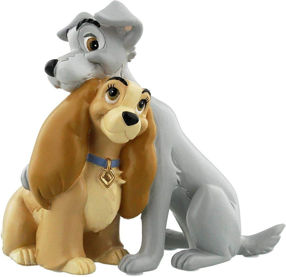 Disney Magical Moments Lady & the Tramp You & Me Figurine DI192