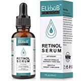 Retinol Serum, Retinol Liposome Delivery System with Hyaluronic Acid and Vitamin E, Aloe, Anti Aging Retinol Serum for Skin R