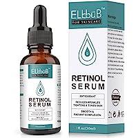 Retinol Serum, retinol liiposomförsörjningssystem med hyaluronsyra och vitamin E, aloe, anti-åldrande retinol serum för…