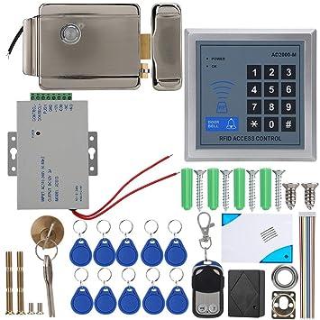 Sistema de control de acceso para puertas, Kits completos de ...