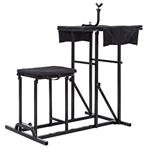 Apontus Folding Shooting Bench Review