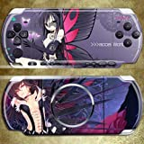 Japanese Anime Accel World Design Decorative Protector Skin Decal Sticker for PSP 3000