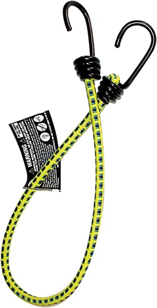 Keeper 06014 13 Bungee Cord with Coated Hooks