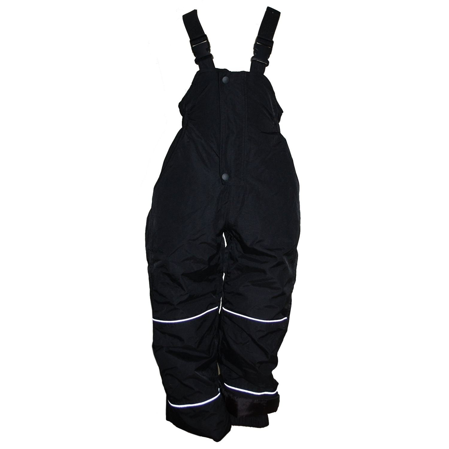 Outburst - Ski pants snow pants Boys Waterproof 10,000 mm water column, black
