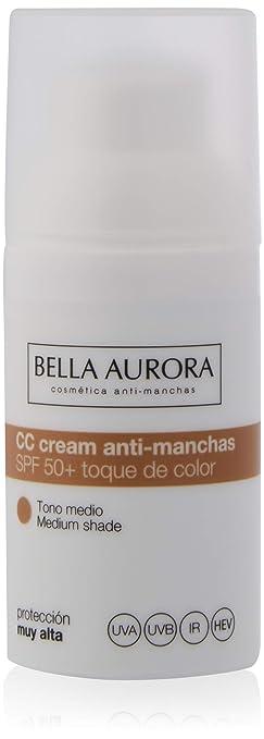 Crema Color Tono Medio Spf50 1 Fl Oz Beauty