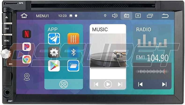Android 10 Universal Autoradio Gps Navigation Mit Elektronik