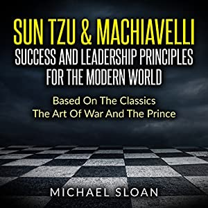 Sun Tzu & Machiavelli Audiobook