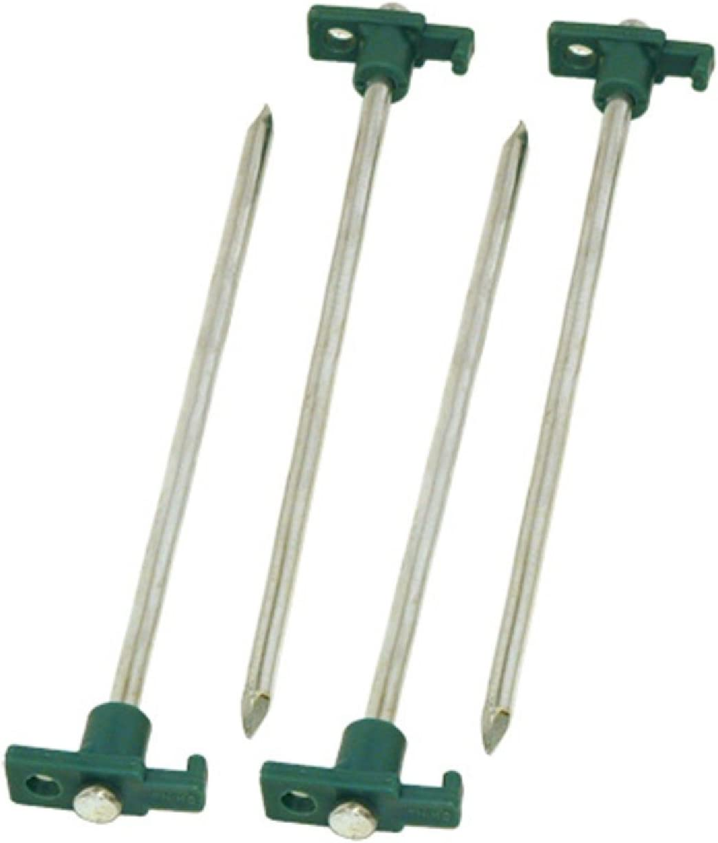 Coleman 10-In. Steel Nail Tent stakes