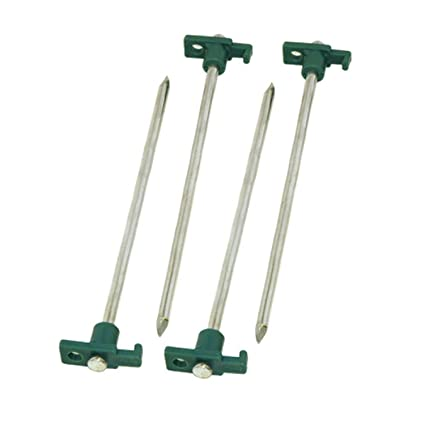 Coleman 10-In. Steel Tent Stakes  sc 1 st  Amazon.com & Amazon.com : Coleman 10-In. Steel Tent Stakes : Sports u0026 Outdoors