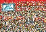 1000Piece Jigsaw Puzzle Where's Wally (Waldo) Great Portrait Exhibition Hobby Home Decoration DIY