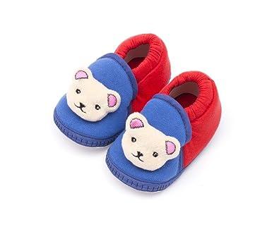 63475fba2d9eb Infano Unisex Multicolour Cotton Baby Shoes  Amazon.in  Shoes   Handbags
