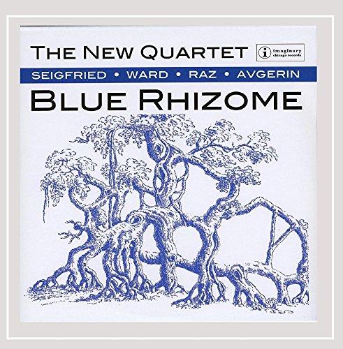 Cover of Blue Rhizome