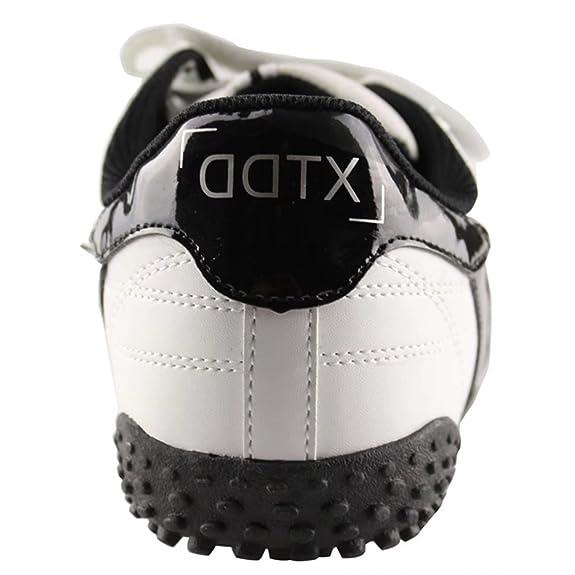 DDTX Cuello de Acero Cómodo Unisex-Adult 'Calzado de Seguridad Blanco(41) XgKmMBPC