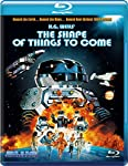 Cover Image for 'The Shape of Things to Come'