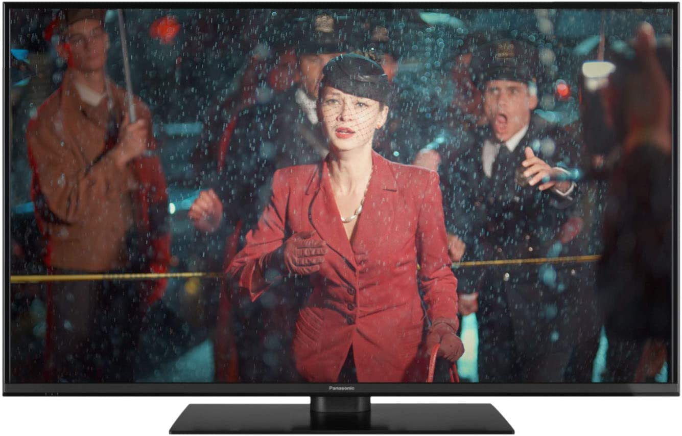 Panasonic LCD LED 43 TX-43FX550E 4K Ultra HD Multi HDR Smart TV ...