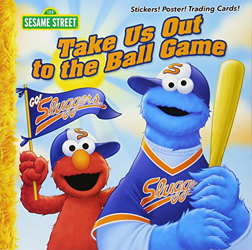 Take Us Out to the Ball Game (Sesame Street) (Pictureback(R)) (Bird Big Muppets Sesame Street)