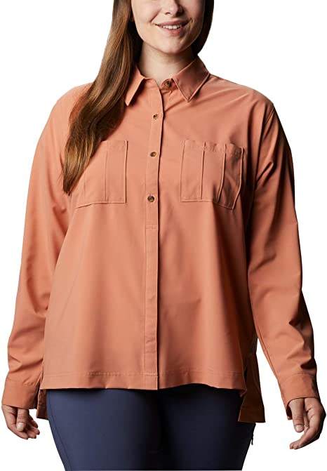 Details about  /Columbia Women/'s Essential Elements Long Sleeve Top Size Medium  $50